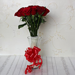 Red Roses for Beloved
