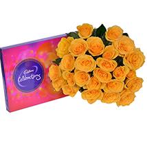 Choco-Blooms Celebration