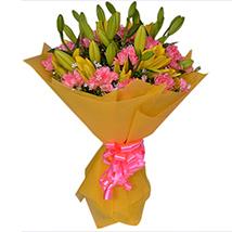 Fancy Floral Surprise