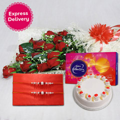 Cheerful Rakhi Present /></a></div><div class=