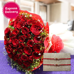 Roses n Rakhis