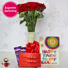 Sweet Rakhi Hamper