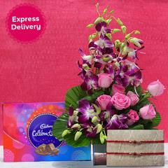 Cadbury Rakhi Hamper