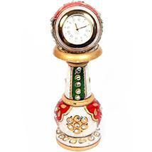 Designer Marble Pillar watch