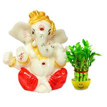 Divine Lord Ganesha Idol