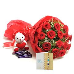 Roses N Rakhi
