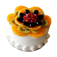 Fresh Fruit Cake 1kg