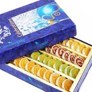 Pure Kaju Pista Moons (250 gms)