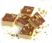 Chocolate Barfi 250 gms