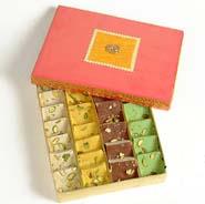 SugarfreeAssorted Mawa Barfis (250 gms)