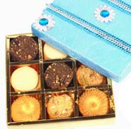 Assorted Cookies box