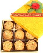 Dryfruit Cookies