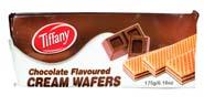 Tiffany Cream Wafers