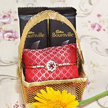 Basket of Sawstik Rakhi /></a></div><div class=