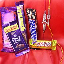 Fight of Chocolaty Love