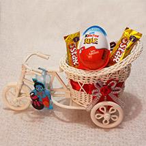 Chocolates on Wheels
