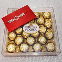 A Golden Choco Surprise
