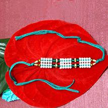 Sparkling Bracelet Rakhi /></a></div><div class=