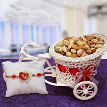 Dryfruits on Wheels