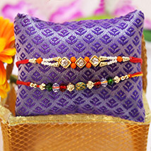Colorful Beaded Rakhi  /></a></div><div class=
