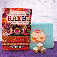 Rakhi Wishes in a Hamper /></a></div><div class=