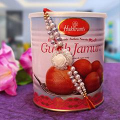 Gulab Jamum with Rakhi /></a></div><div class=