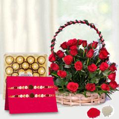 Heartwarming Rakhi Gift