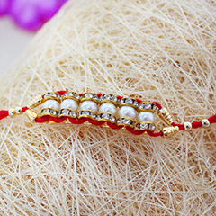 Beauty in Simplicity Rakhi