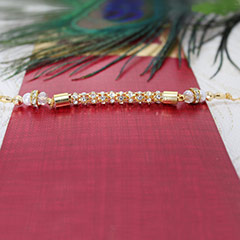 Fashionable Rakhi for Bro