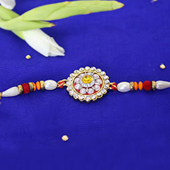 Perfect Attractive Rakhi thread