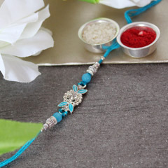 Blue N Bright Rakhi