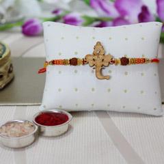 Spiritual Ganesha Rakhi