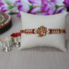 Divine Ganesha Rakhi