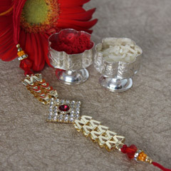 A Dazzling Rakhi