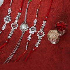 Wonderful Rakhi Set