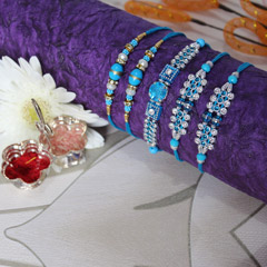 Eternal Rakhi Set