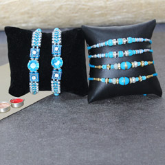 Delightful Rakhi Set