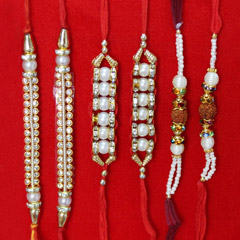 Extremely Lucky Rakhi Set