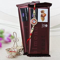 Temptation Rakhi Combo
