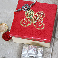 Antique Rakhi Combo