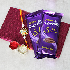 Silky Rakhi Affection