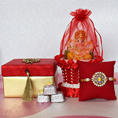 Ganesha Combo for  Rakhi /></a></div><div class=