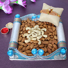 Tray of Dryfruits