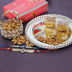 Relishing Delights with Rakhi