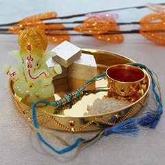 The Golden Thali Hamper