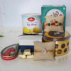 Rakhis with Delights to Relish