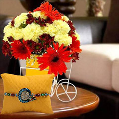 Mix Arrangement with Rakhi