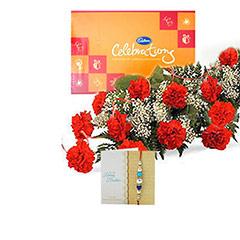 Celebration With Carnation