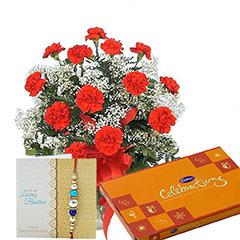 Carnation N Chocolates