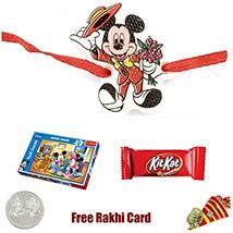 Mickey Mouse Rakhi Combo